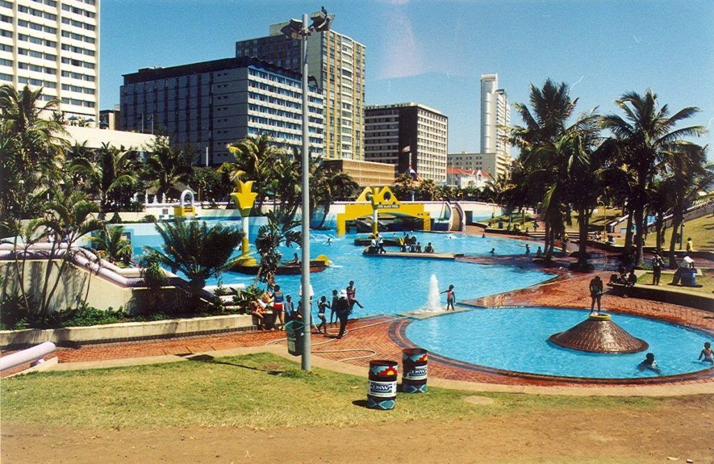 Transport from Johannesburg to Durban